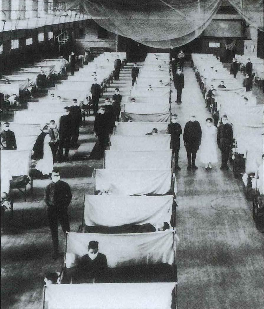 の 大 流行 インフルエンザ アメリカ